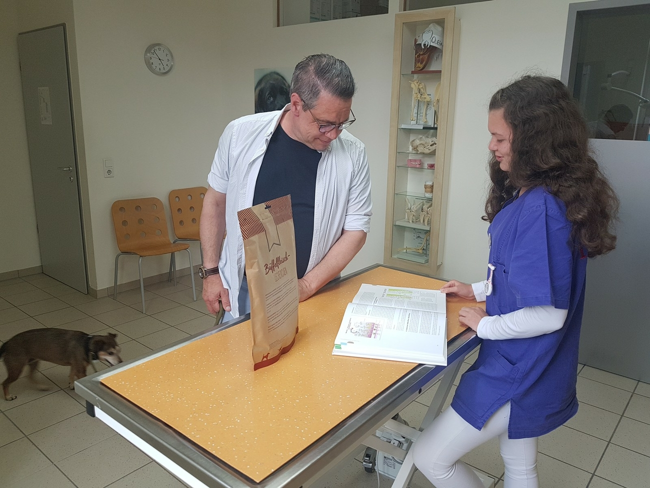 Diarrhoe-Patient im Anmarsch: Was ist zu tun!
